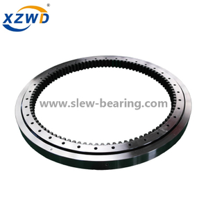 High Quality Big Diameter Internal Gear Turntable Slewing Bearing for Harbor Crane