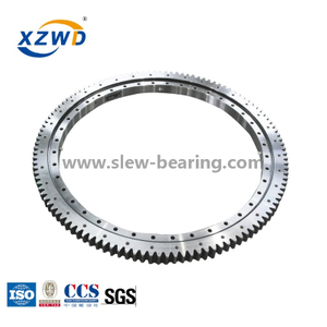 Light Type Slewing Ring Bearing Replacement SKF slewing ring