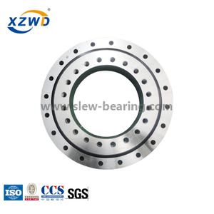 small diameter high speed ball slewing ring bearing for crane without gear