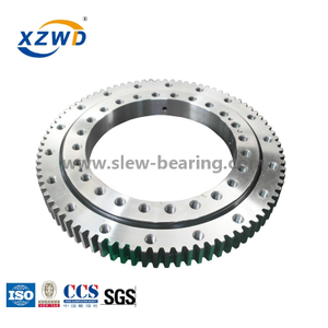 Hot Sale Small Diameter Slewing Ring with External Gear for Palletizing Robots Ready in Stock